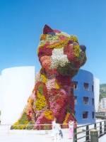 Museo Guggenheim de Bilbao, visitado durante el viaje fin de curso en junio de 2.005