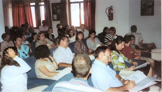 Escuela de Padres. Centro Huerta del Rey.