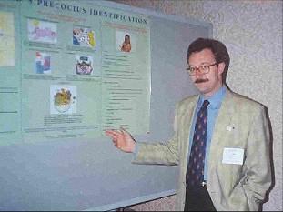 Presentación Internacional del test de screening